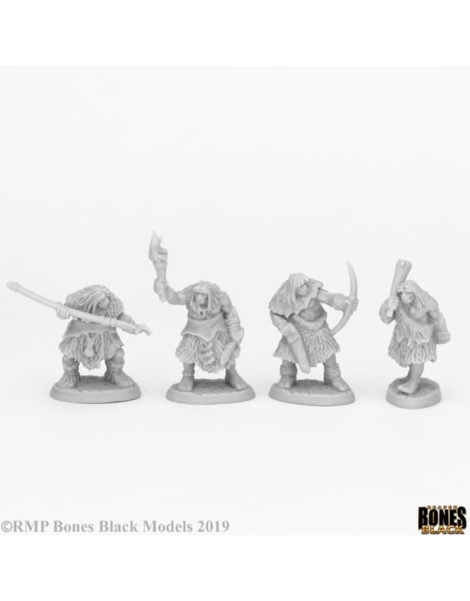 Reaper Miniatures BLACK BEAR TRIBE CAVEMEN