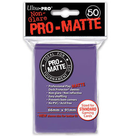 Ultra Pro DP: PRO Matte Purple (50)