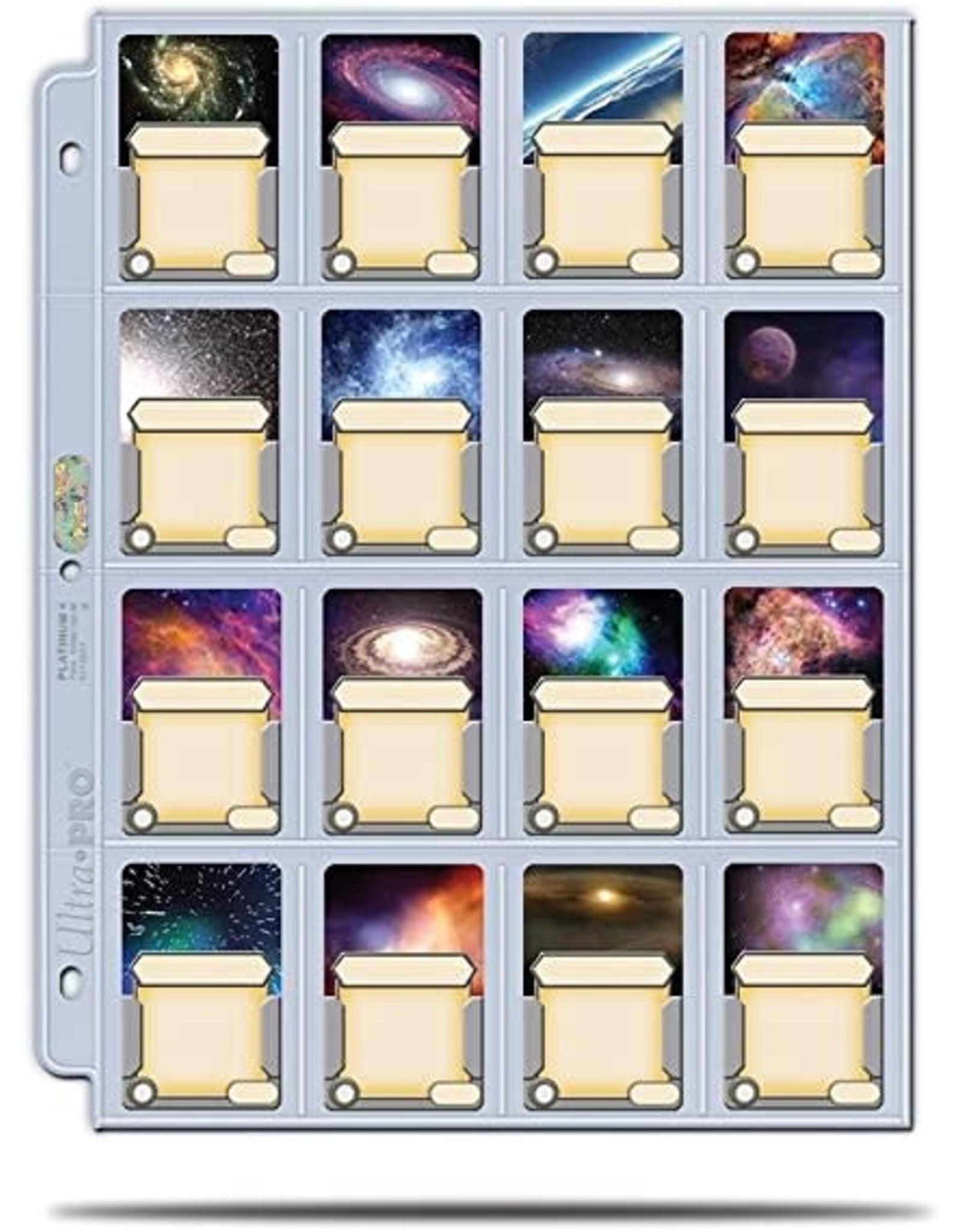 Ultra Pro 16-pocket 41x63mm Page