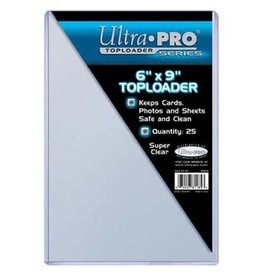 Ultra Pro Top Loader 6x9