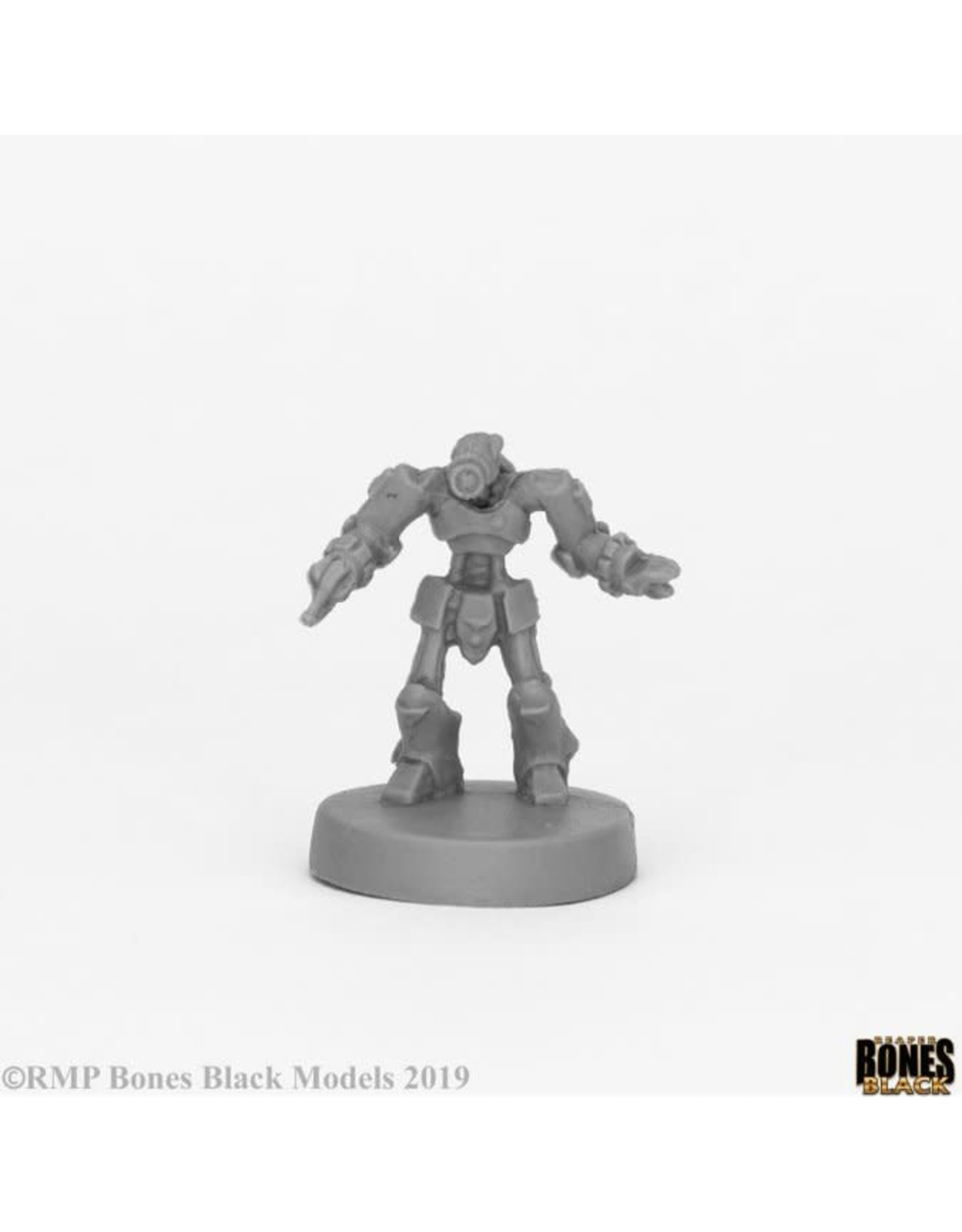 Reaper Miniatures Bones Black: XairBot (Small)