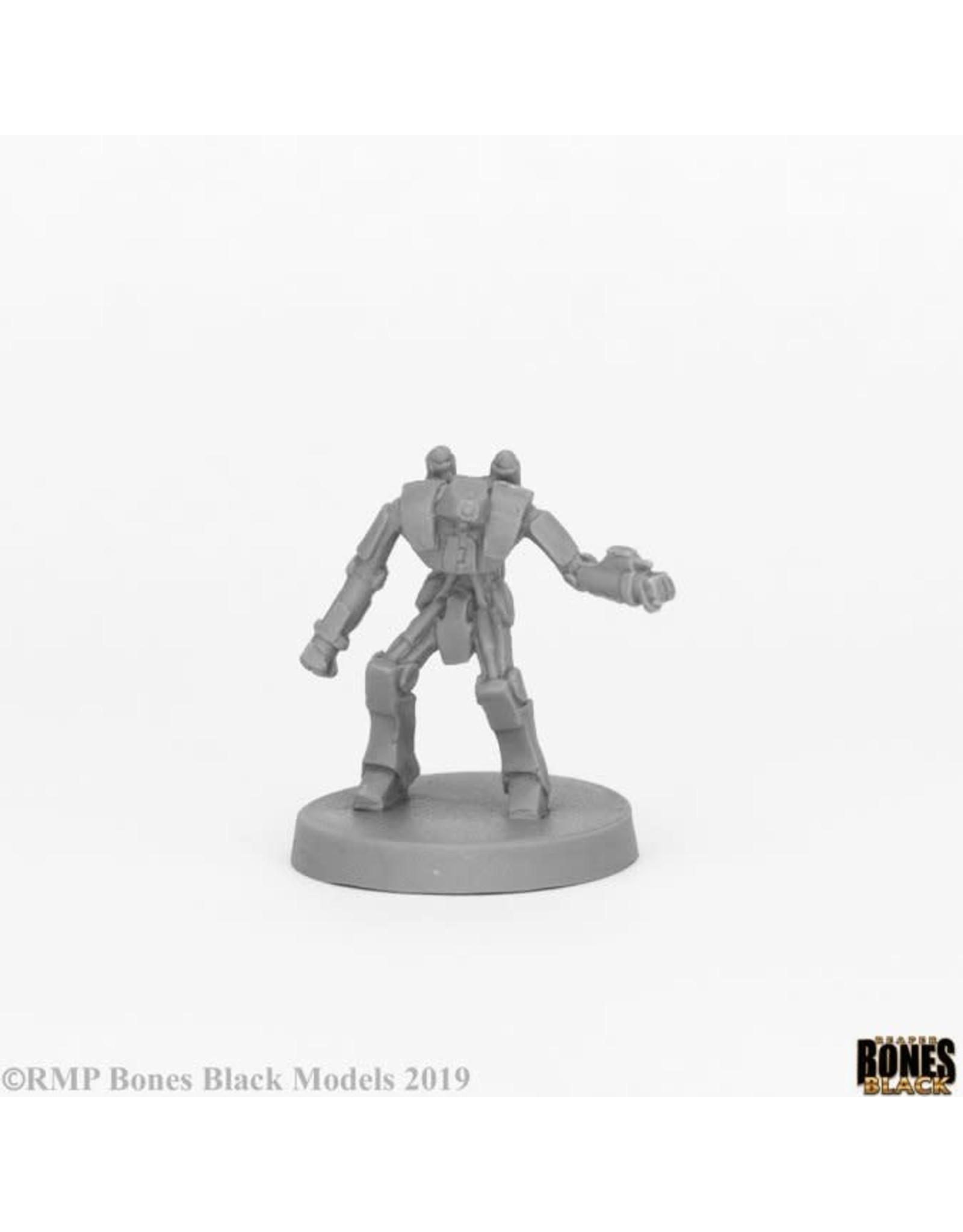 Reaper Miniatures Bones Black: XairBot (Medium)