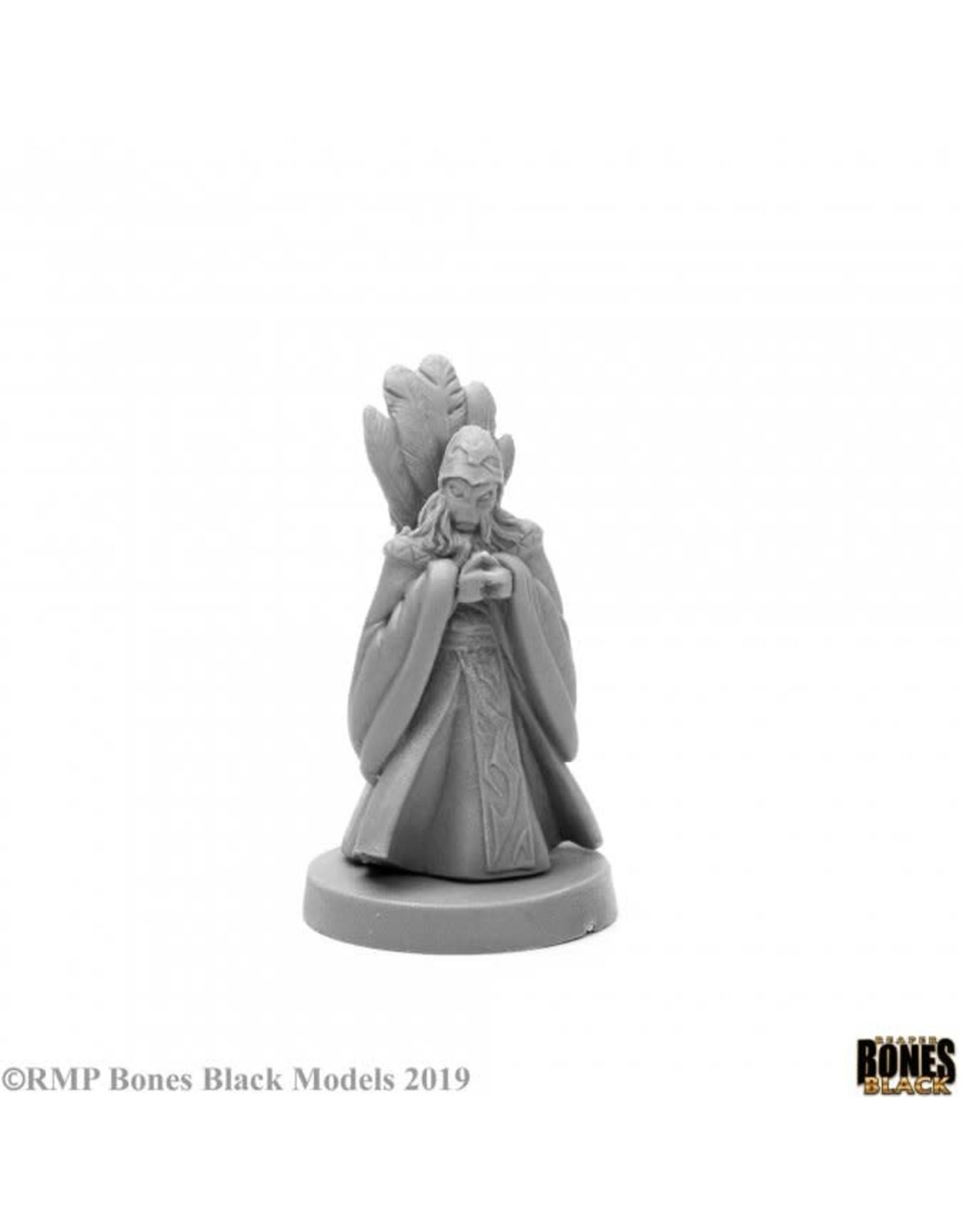 Reaper Miniatures Bones Black: Andromedan Vizier