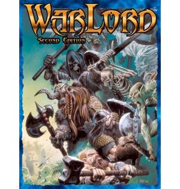 Warlord Warlord: Second Edition Rulebook