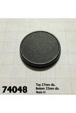 32mm Round Gaming Base (10)