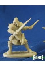 Reaper Miniatures Bones: Drago Voss, Male Assassin
