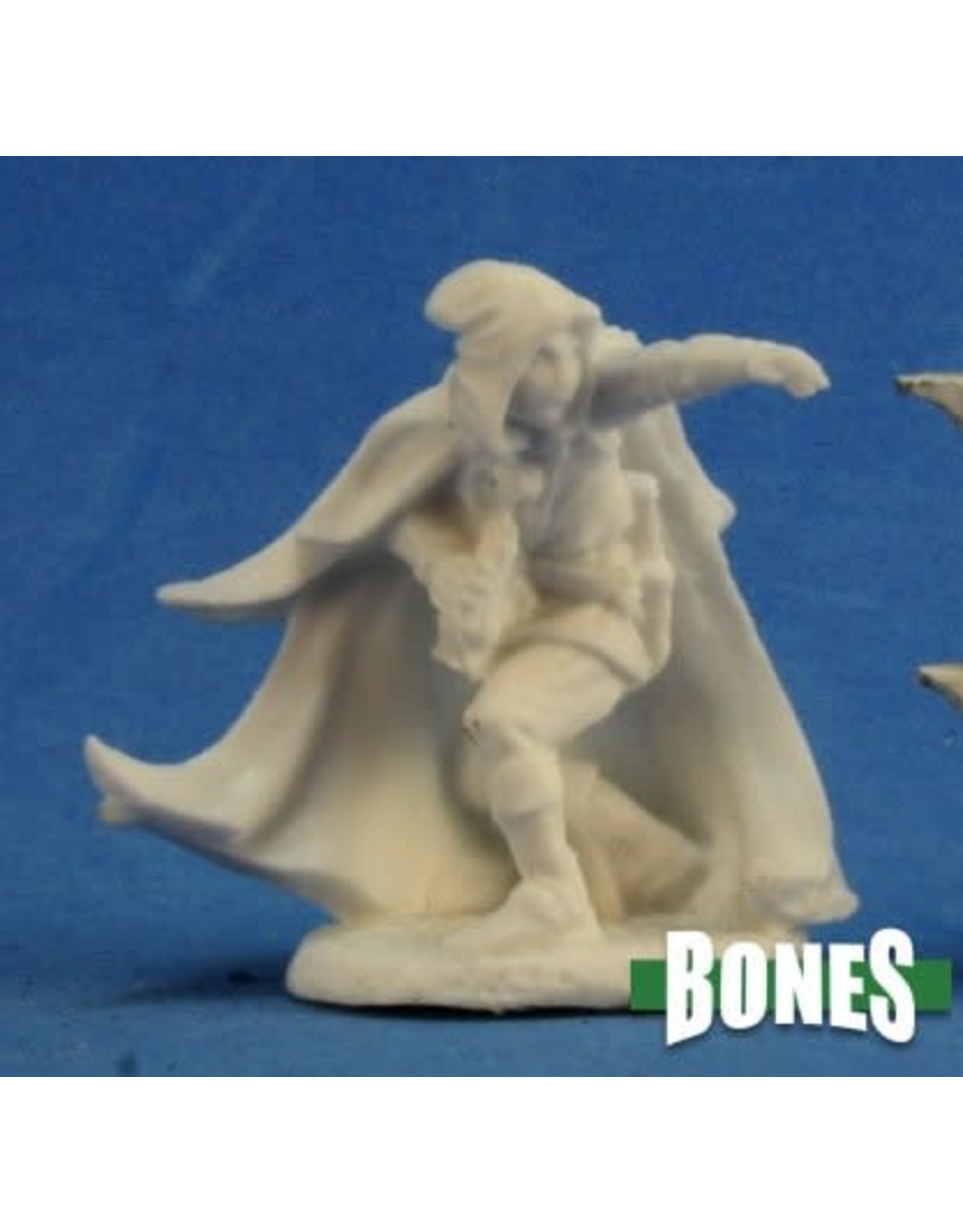 Reaper Miniatures Bones: Arran Rabin Wizard