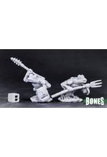 Reaper Miniatures Bones: Squogs (2)