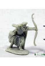 Reaper Miniatures Bones: Elf Sniper, Galadanoth