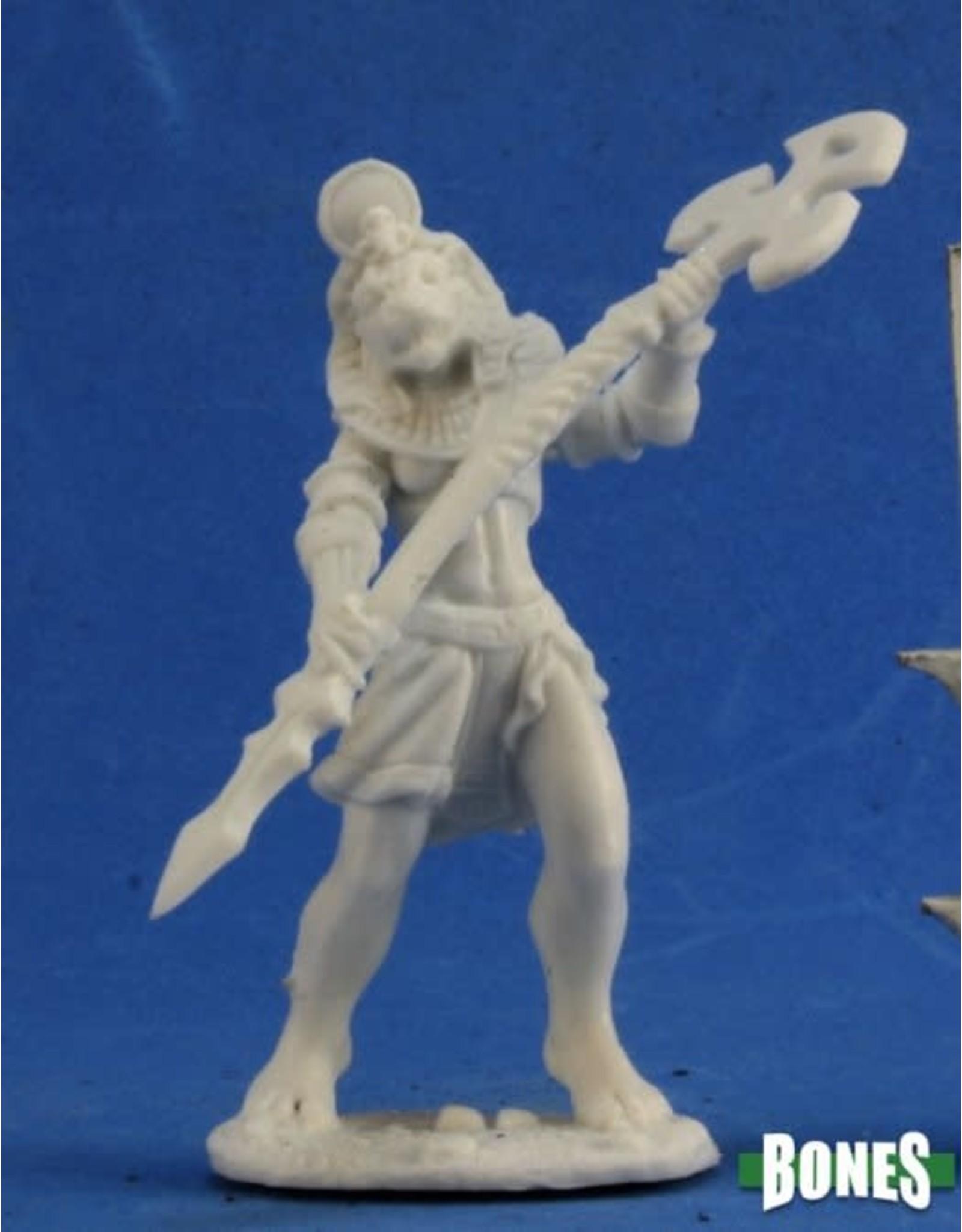 Reaper Miniatures Bones: Avatar of Sekhmet