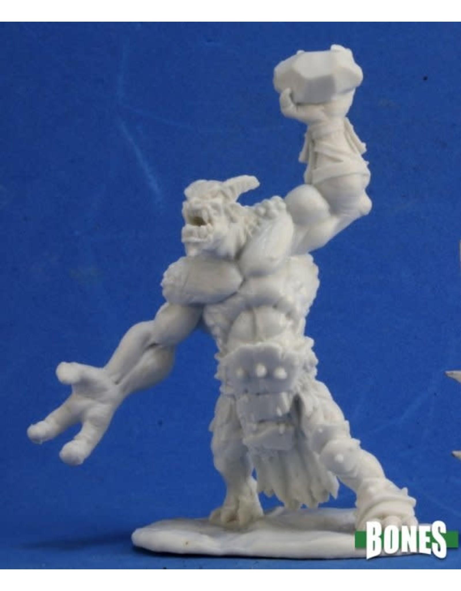 Reaper Miniatures Bones: Ice Troll