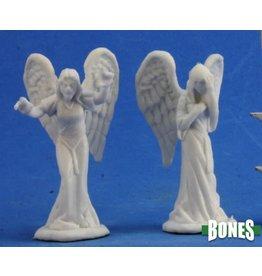 Reaper Miniatures Bones: Angels of Sorrow (2)