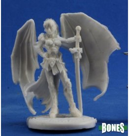 Reaper Miniatures Bones: Troll Slayer Sophie