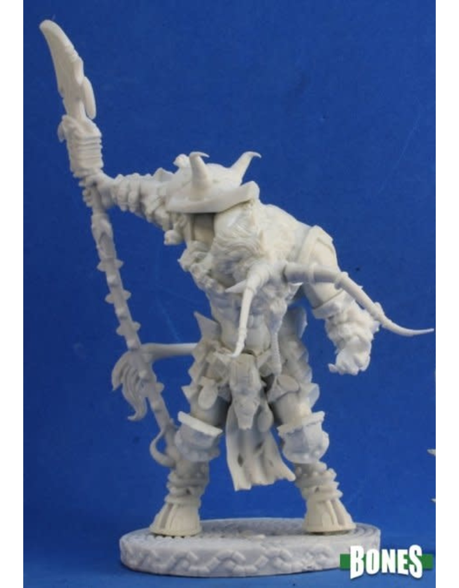 Reaper Miniatures Bones: Minotaur Demon Lord