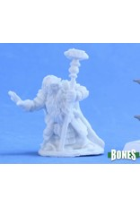 Reaper Miniatures Bones: Barden Barrelstrap Dwarf Cleric
