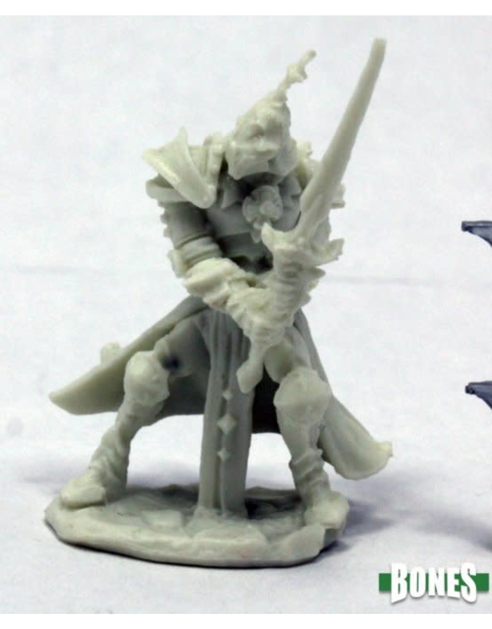 Reaper Miniatures Bones: Andras, Evil Warrior