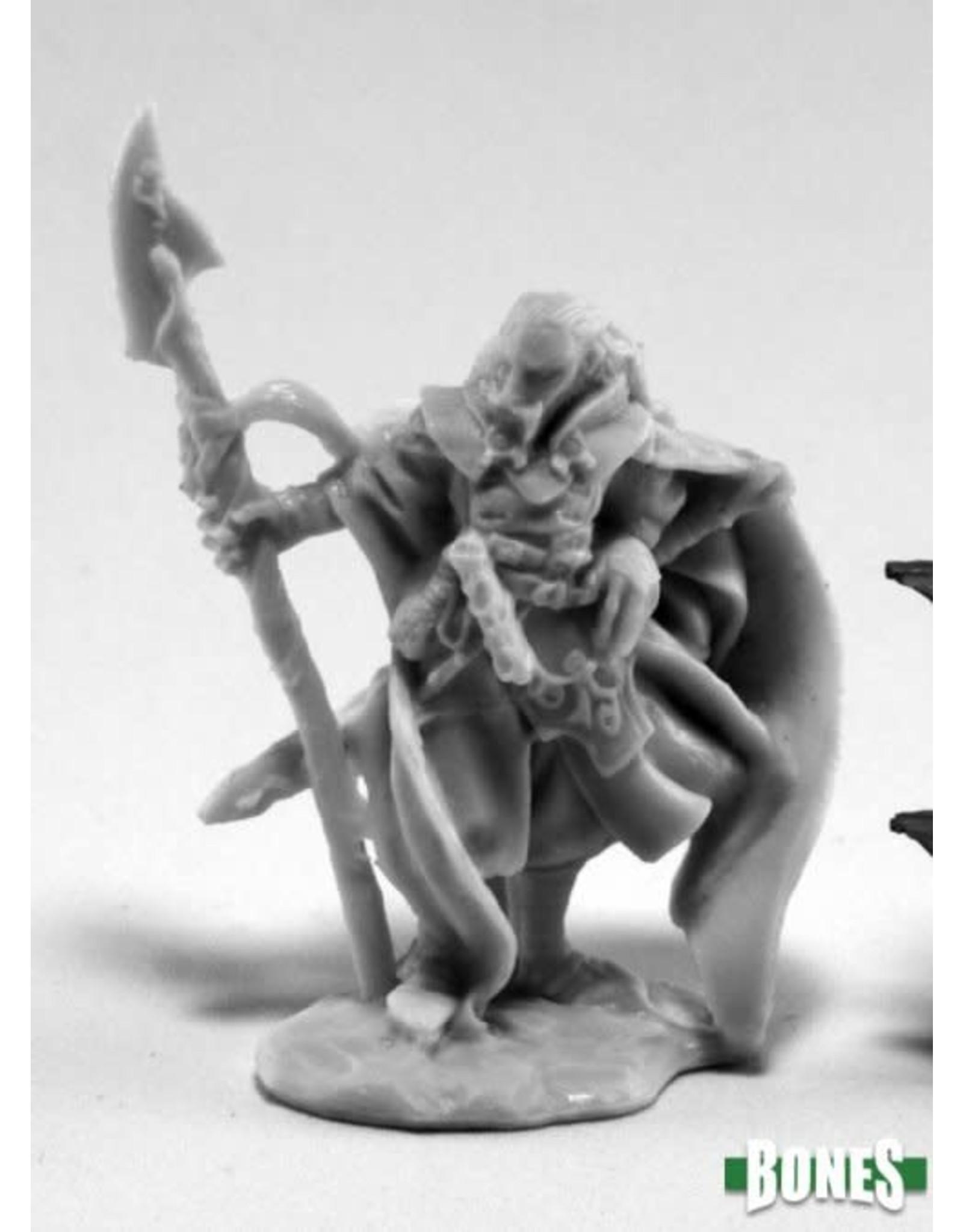 Reaper Miniatures Bones: Valandil, Wizard