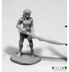 Reaper Miniatures Bones: Flara, Elf Heroine