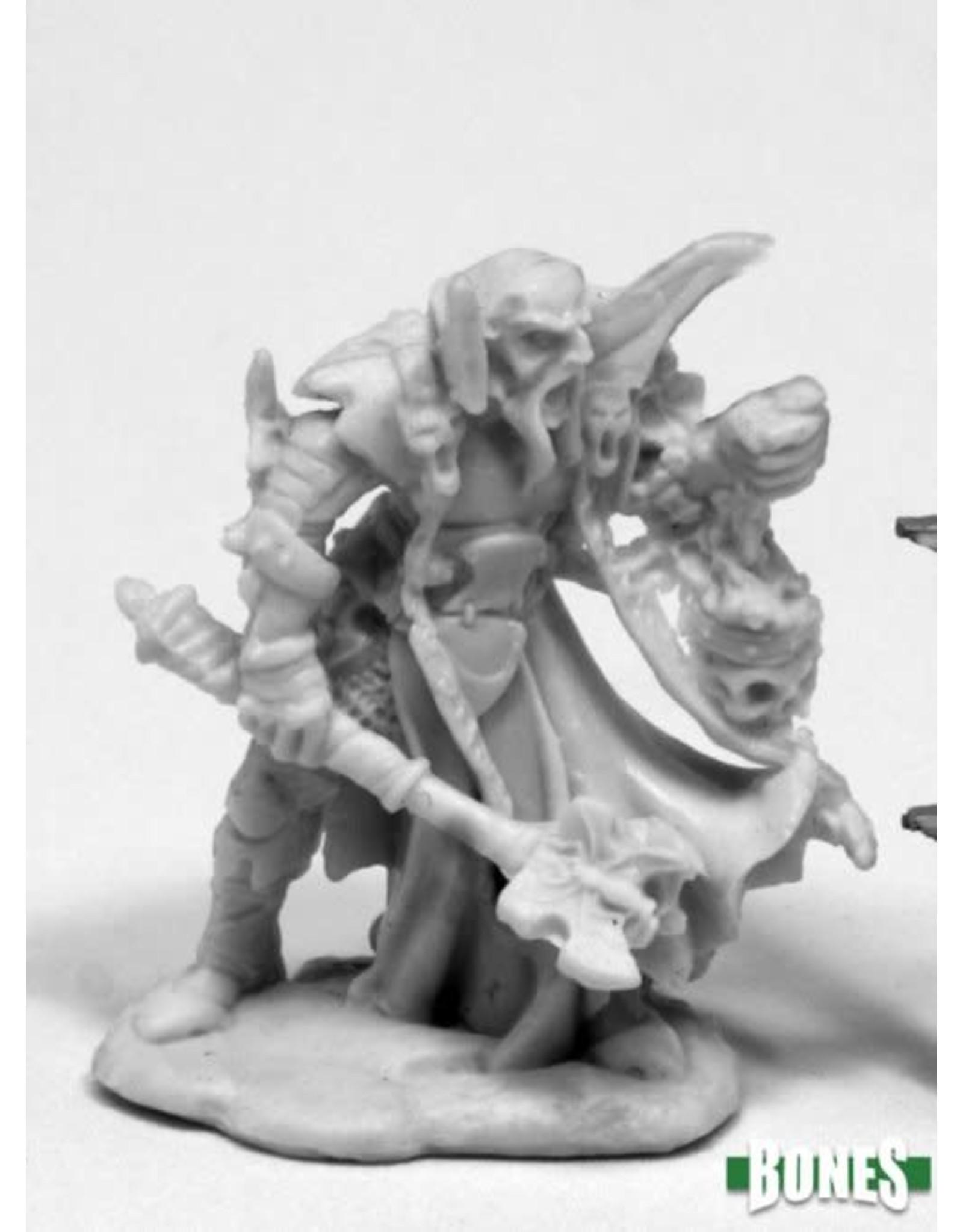 Reaper Miniatures Bones Balthon, Evil Cleric