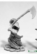 Reaper Miniatures Bones: Lizardman Archer