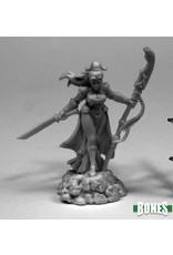 Reaper Miniatures Bones: Masumi, Demon Hunter