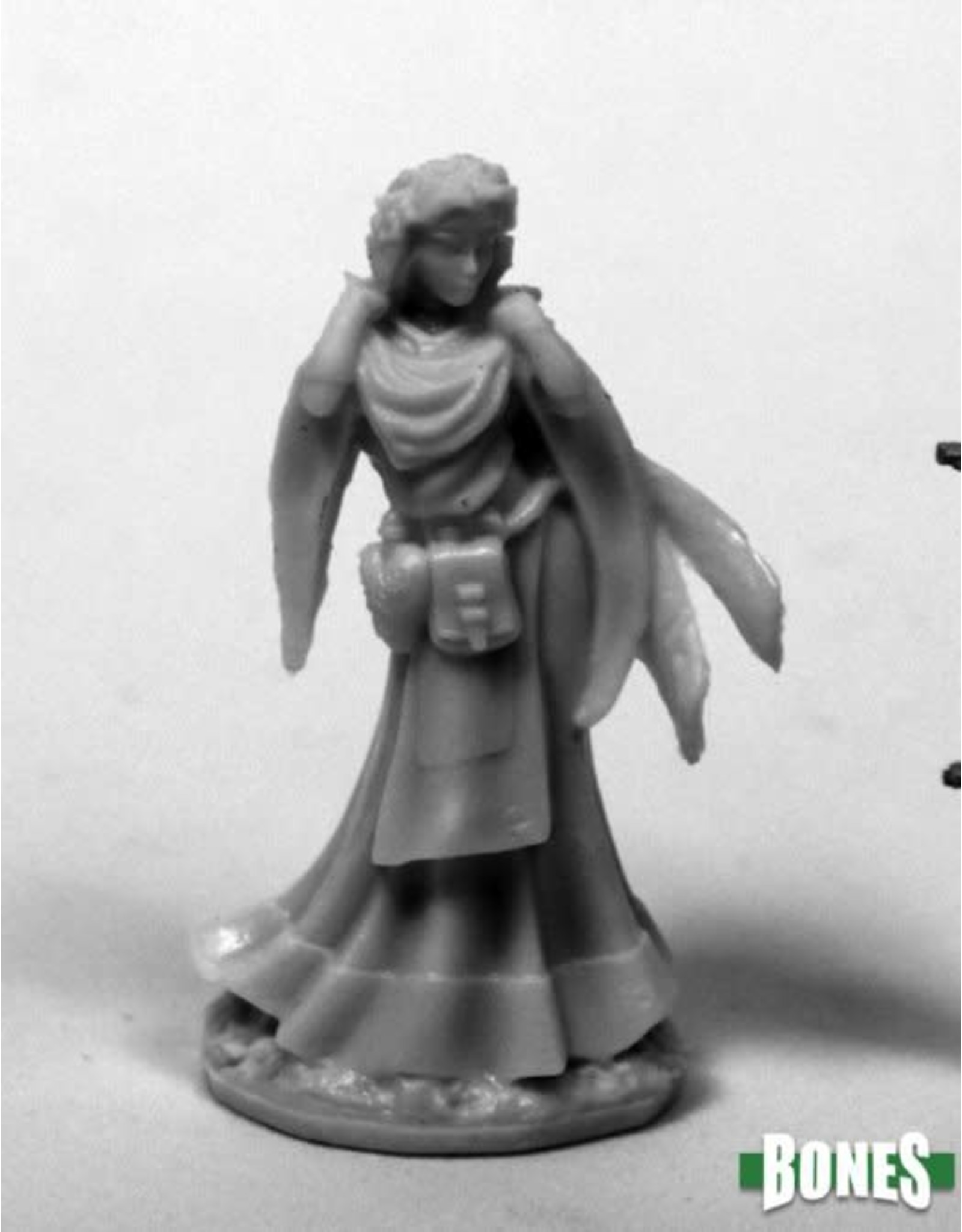 Reaper Miniatures Bones:  Ostarzha, Elf Cleric
