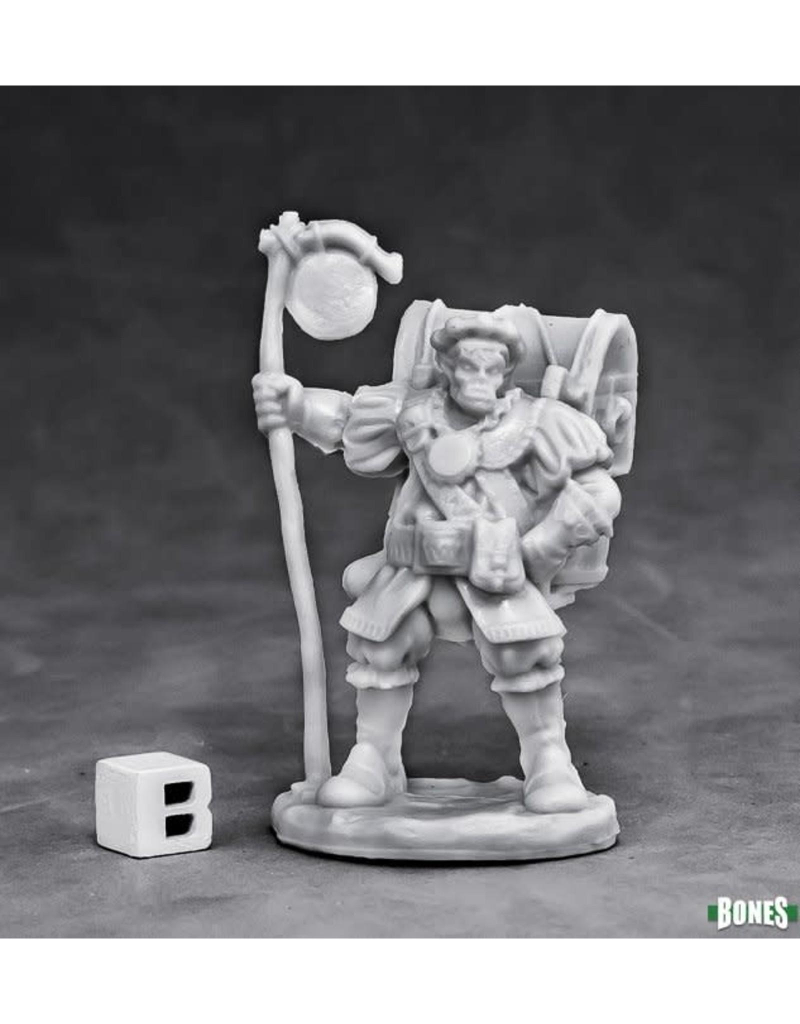 Reaper Miniatures Bones Half Orc Merchant