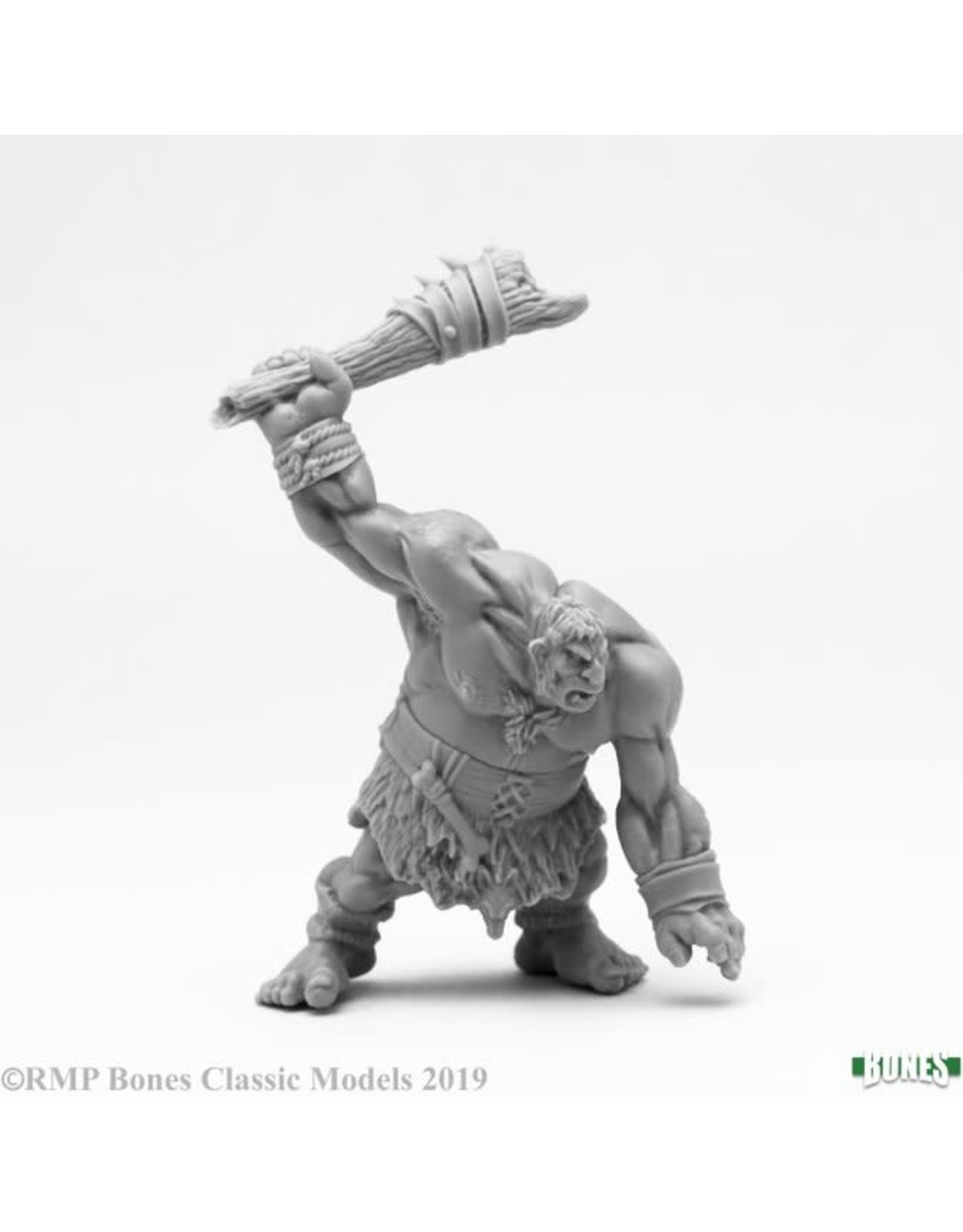 Reaper Miniatures Bones: HILL GIANT LOWLAND WARRIOR