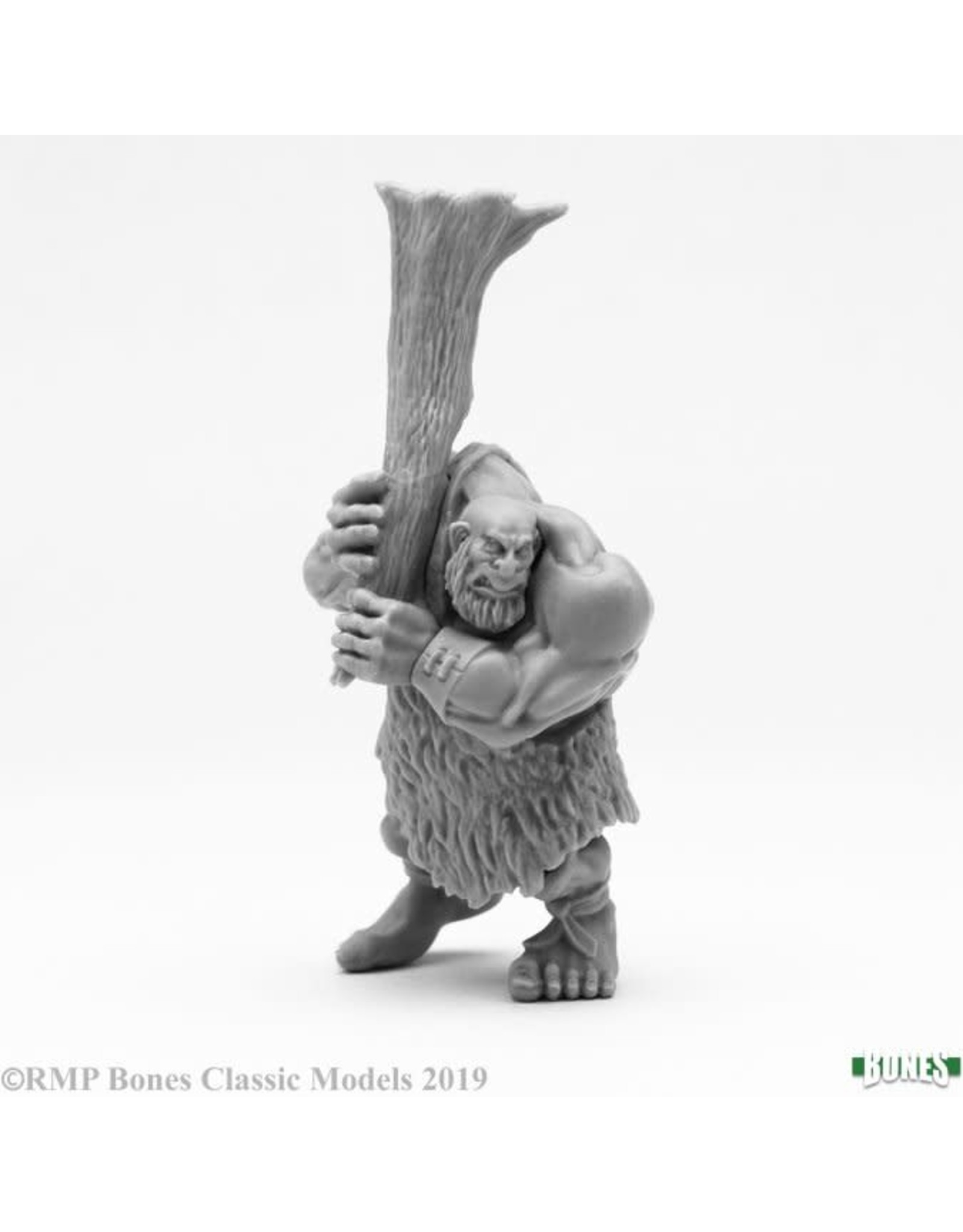 Reaper Miniatures Bones: HILL GIANT LOWLAND CHIEF