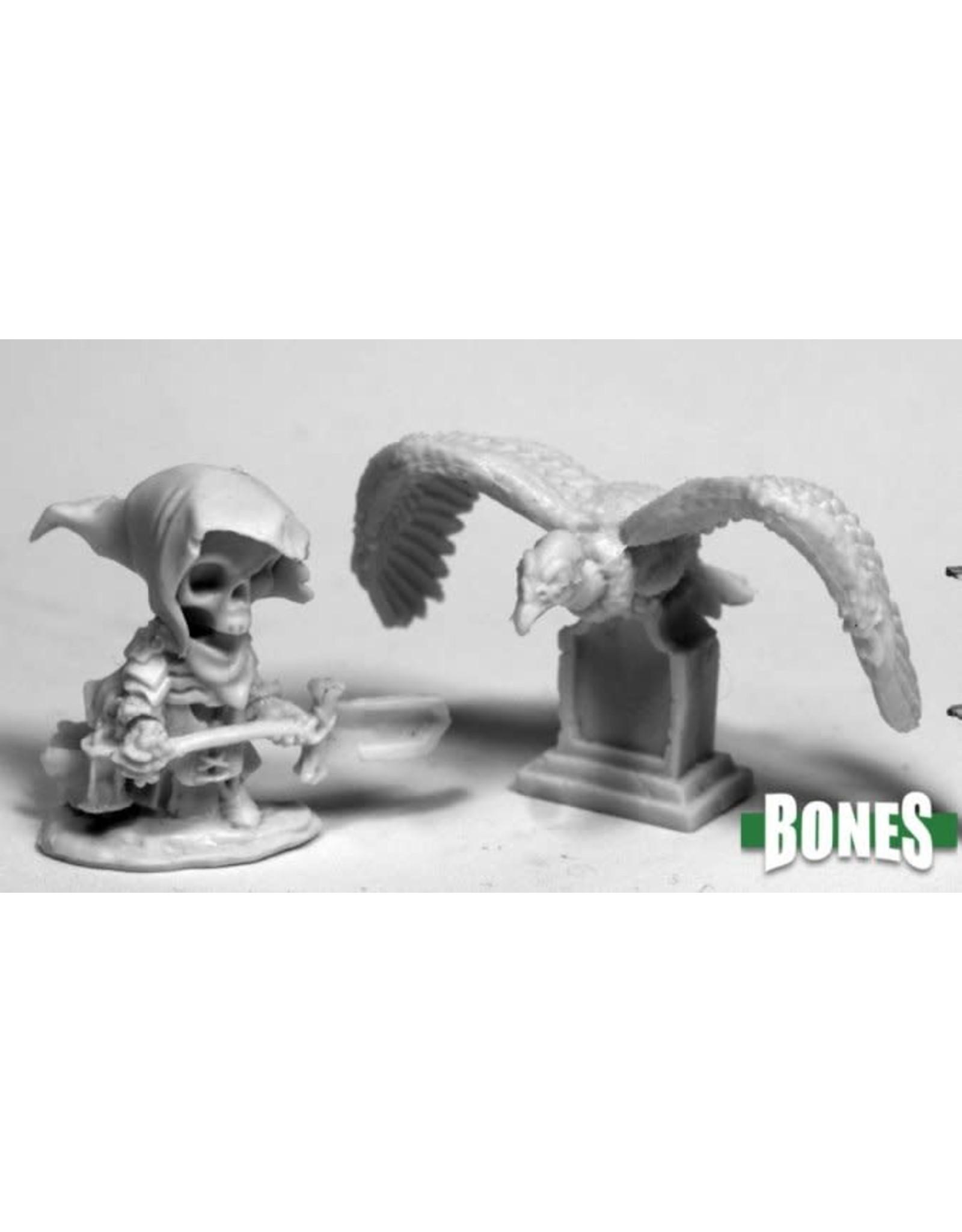 Reaper Miniatures Bones Mr. Bones & Buzzy