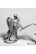 Reaper Miniatures Bones Mara Florstblade, Antipaladin