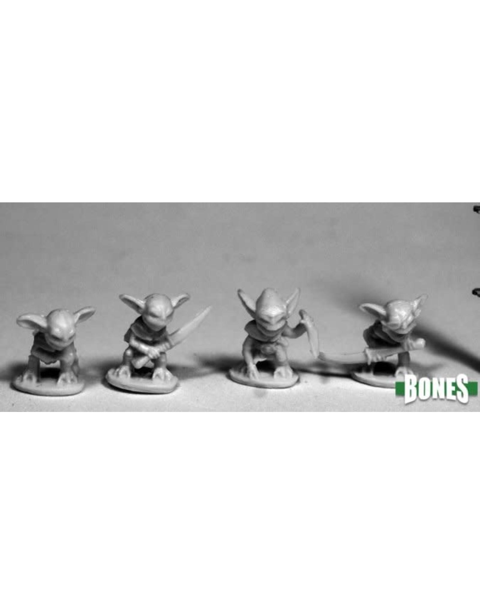 Reaper Miniatures Bones: Gremlins (4)