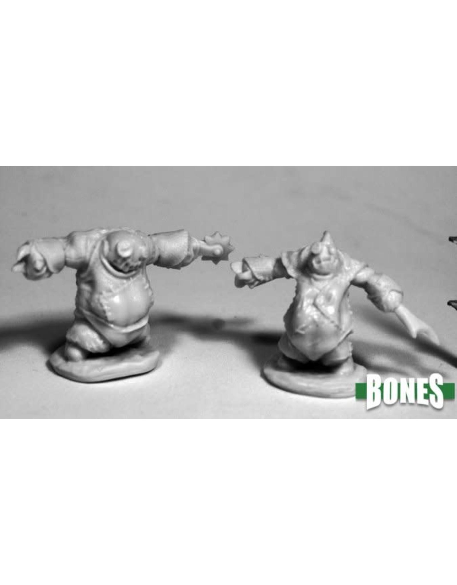 Reaper Miniatures Bones: Lesser Stitch Golems (2)