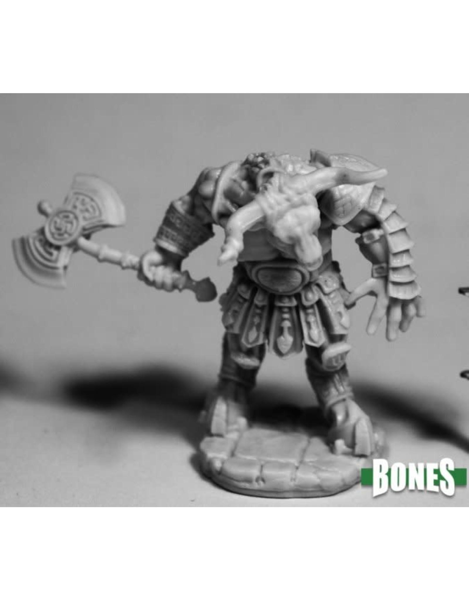 Reaper Miniatures Bones: Minotaur 2