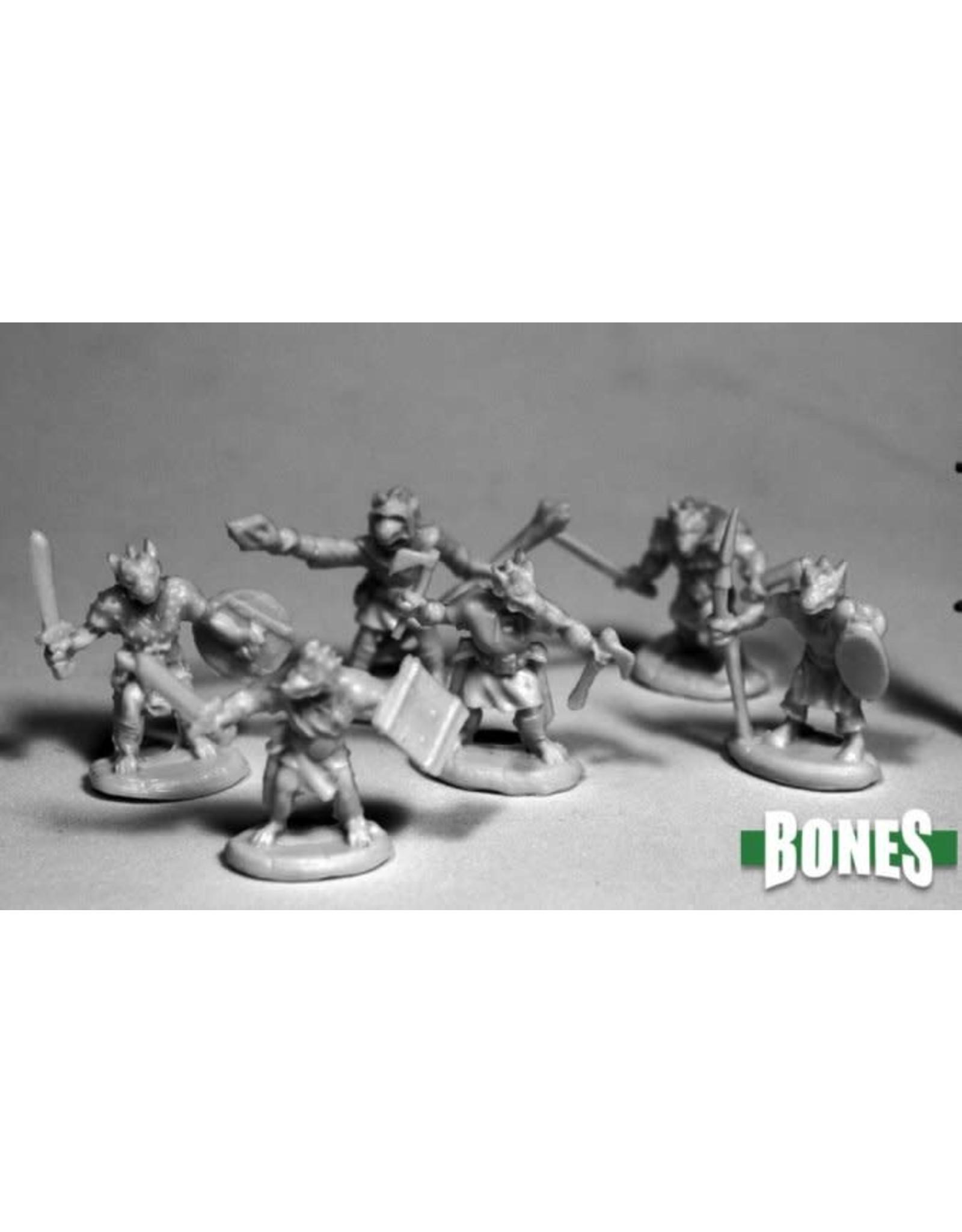 Reaper Miniatures Bones: Kobolds 2 (6)