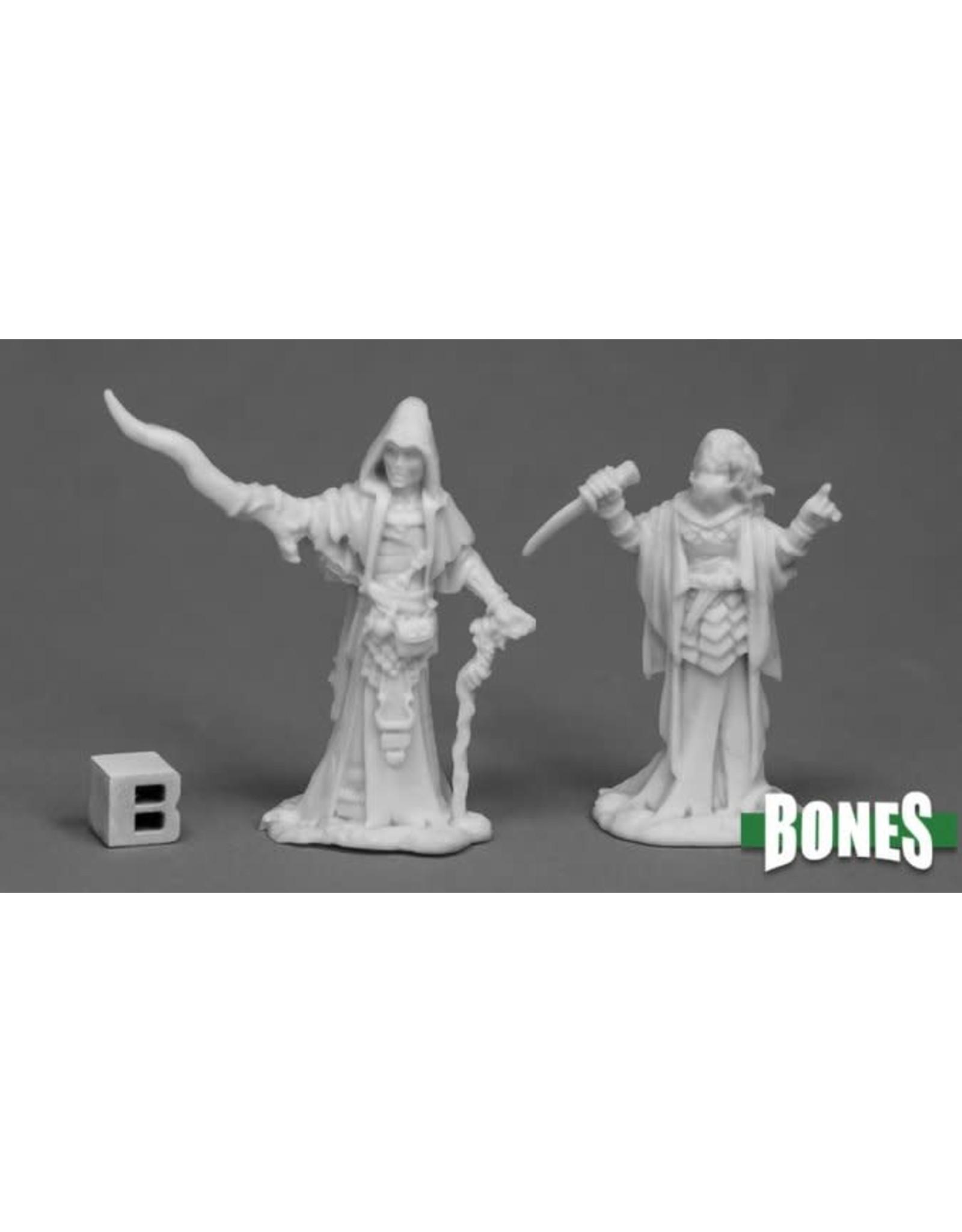 Reaper Miniatures Bones Cultists Priests