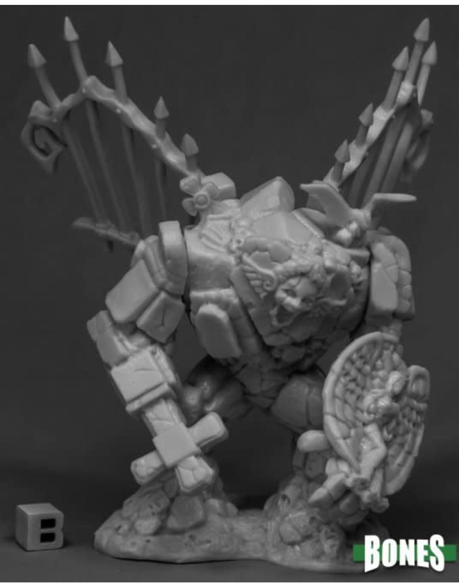 Reaper Miniatures Bones: Graveyard Golem
