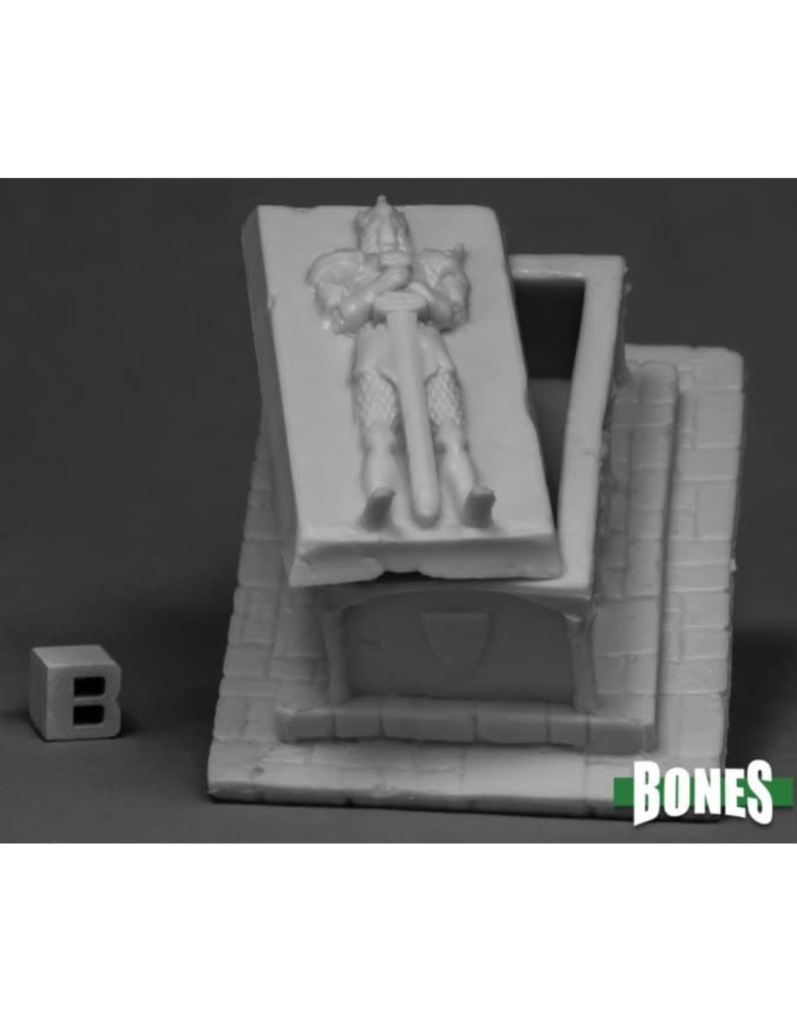 Reaper Miniatures Bones Large Sarcophagus