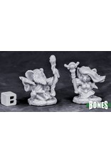 Reaper Miniatures Bones Wizard Mouslings (2)