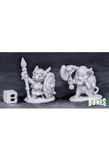 Reaper Miniatures Bones Viking Mouslings (2)