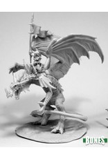 Reaper Miniatures Bones Kyra / Lavarath (Dragon and Rider)