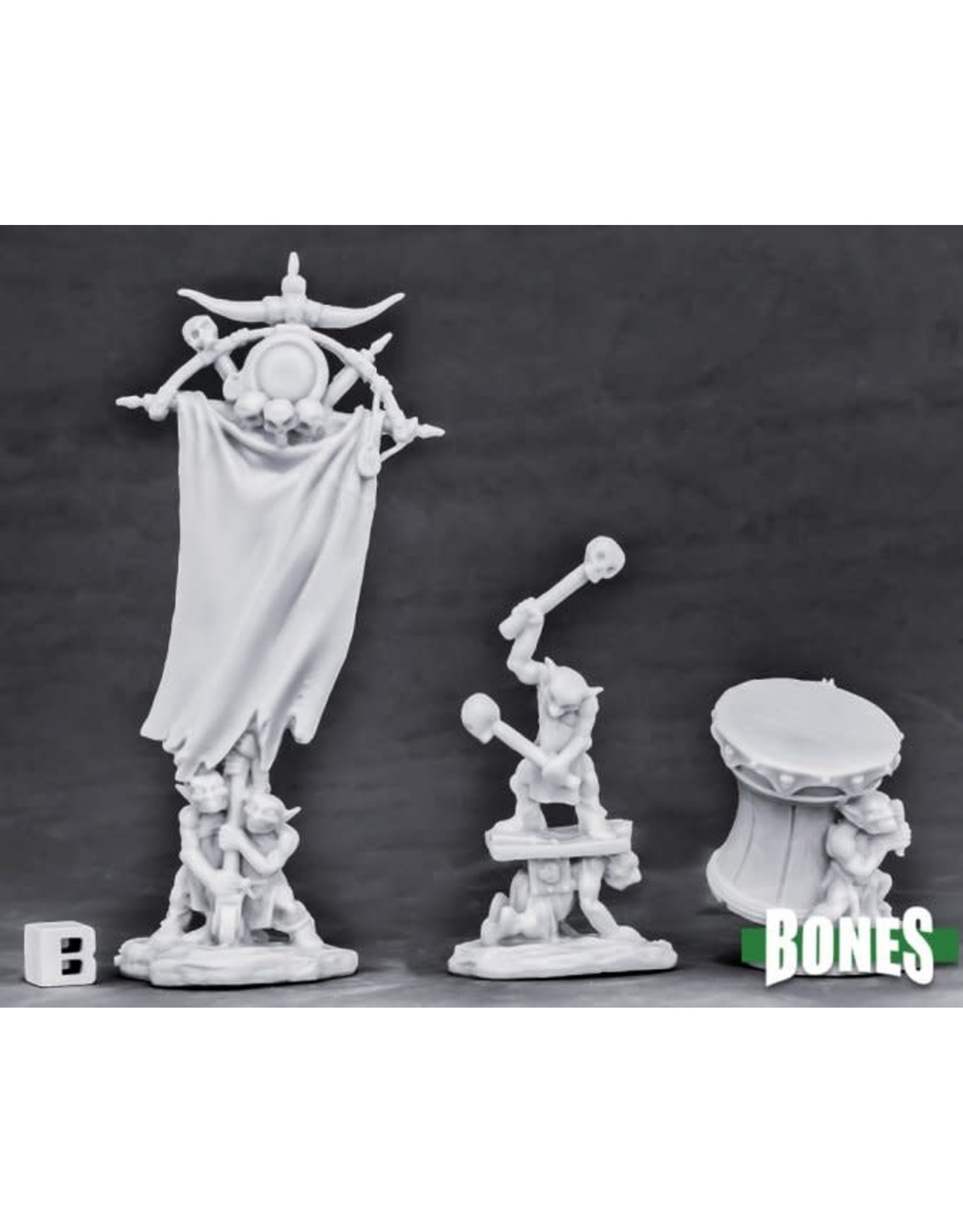 Reaper Miniatures Bones  Goblin Honor Guard