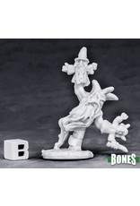 Reaper Miniatures Bones Dwarven Berserk Jester