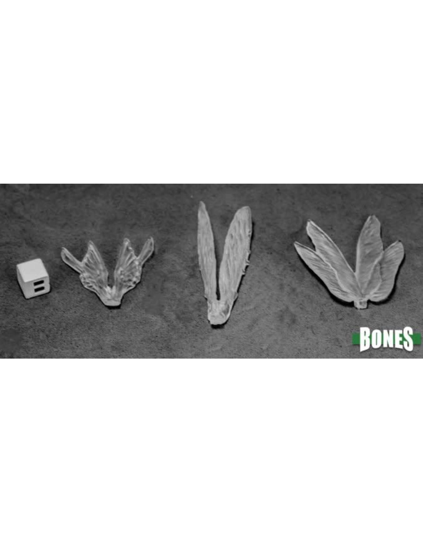 Reaper Miniatures Bones Transparent Wings (3)