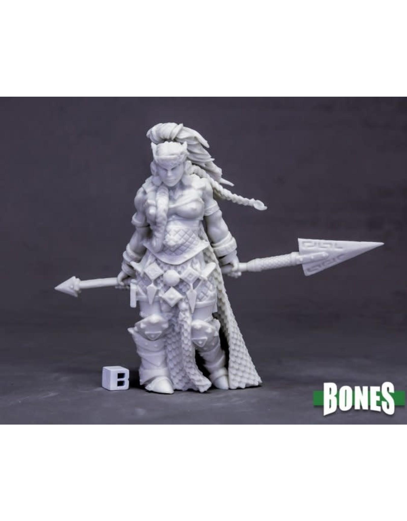 Reaper Miniatures Bones Vanja, Fire Giant Queen (Huge)