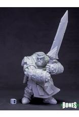 Reaper Miniatures Bones: Fire Giant Bodyguard (Huge)