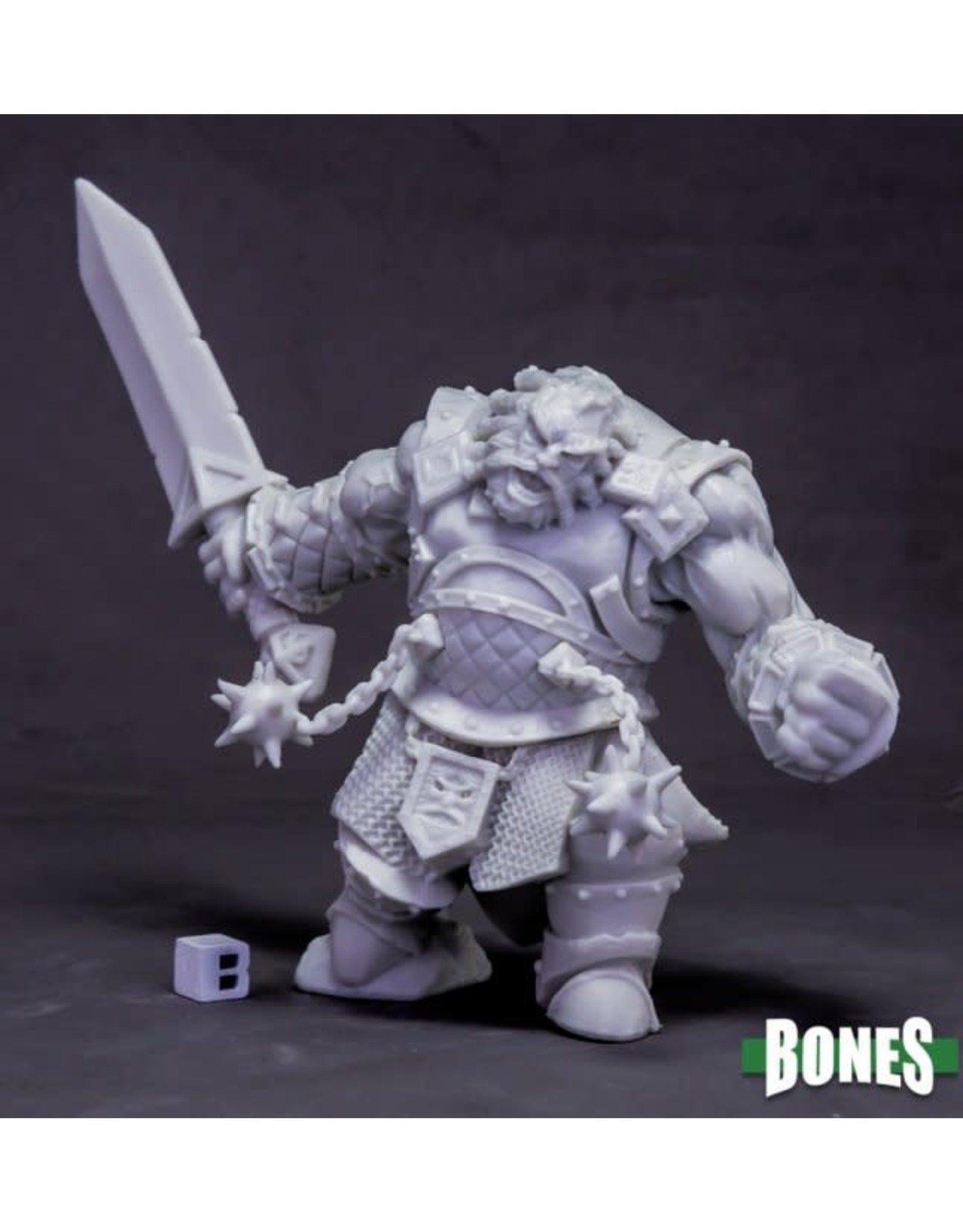 Reaper Miniatures Bones: Fire Giant Warrior (HUGE)