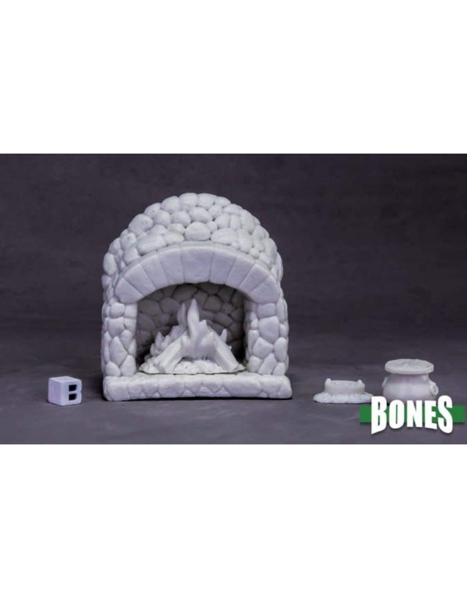 Reaper Miniatures Bones: Dungeon Dressing Hearth