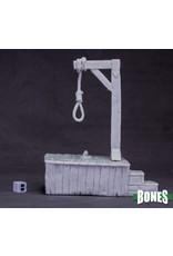 Reaper Miniatures Bones Hangman's Gibbet