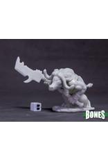 Reaper Miniatures Bones: Avatar of Protection (buffalo)